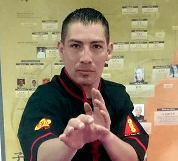 Sifu Johnatan Martinez